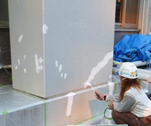 塗装工事業で、70年!
