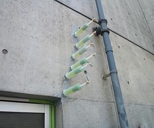 コンクリート補修のルーツ